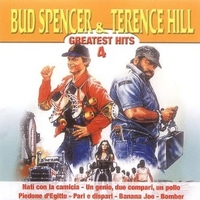 Bud Spencer & Terence Hill greatest hits vol.4 - GUIDO E MAURIZIO DE ANGELIS \ various