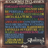 Accademia in classics part one & two - ACCADEMIA