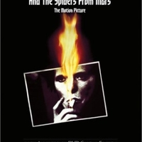 Ziggy Stardust and the spiders from Mars-The motion picture - DAVID BOWIE