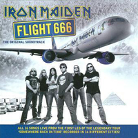 Flight 666-The original soundtrack - IRON MAIDEN