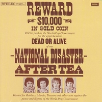 National disaster ('69) - AFTER TEA