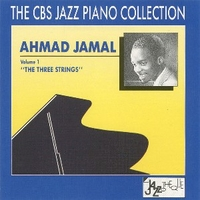 Volume 1 - The three strings - AHMAD JAMAL