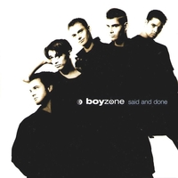 Said and done - BOYZONE