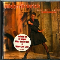 And still I rise - ALISON LIMERICK