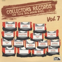 Collector's records of the 50's and 60's vol.7 - VARIOUS