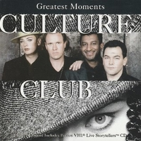 Greatest moments - CULTURE CLUB