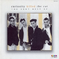 The very best of - CURIOSITY KILLED THE CAT