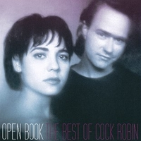 Open book - The best of Cock Robin - COCK ROBIN