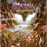 Rock the nations - SAXON