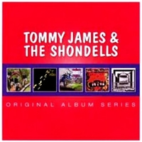 Original album series (Hanky panky+I think we're alone now+Mony mony+Crimson & clover+...) - TOMMY JAMES & the Shondells
