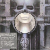 Brain salad surgery (deluxe edition) - EMERSON LAKE & PALMER