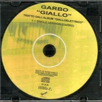 Giallo (single version) - GARBO