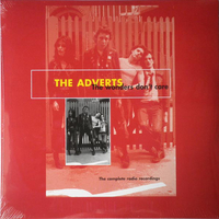 The wonders don't care-The complete radio recordings - ADVERTS