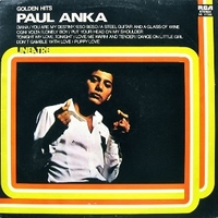 Golden hits - PAUL ANKA