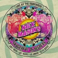 Nick Mason's saucerful of secrets live at the Roundhouse - NICK MASON