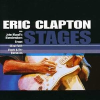 Stages - ERIC CLAPTON