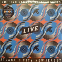 Steel wheels live - Atlantic City New Jersey - ROLLING STONES