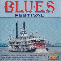 Blues festival - VARIOUS