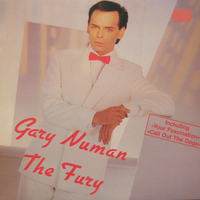 The fury - GARY NUMAN