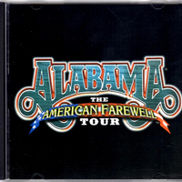 The american farewell tour - ALABAMA