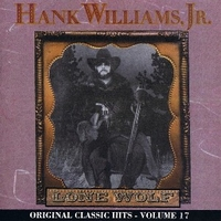 Lone wolf (original classic hits volume 17) - HANK WILLIAMS jr.