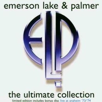 The ultimate collection - EMERSON LAKE & PALMER