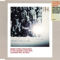 If you tolerate this your children will be next (4 tracks) - MANIC STREET PREACHERS