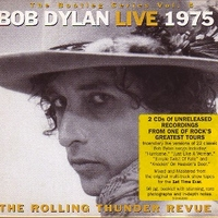 The bootleg series vol.5 - Bob Dylan live 1975 - The Rolling thunder revue - BOB DYLAN