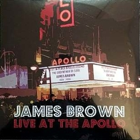 Live at the Apollo - JAMES BROWN