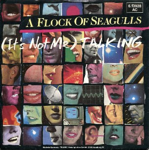(It's not me) talking\Tanglimara - A FLOCK OF SEAGULLS