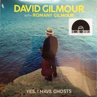 Yes, I have ghosts \ Yes, I have ghosts (Andy Jackson mix) (Black friday 2020) - DAVID GILMOUR