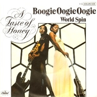 Boogie oogie oogie / World spin - A TASTE OF HONEY