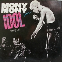 Mony mony (live) (4 vers.) - BILLY IDOL