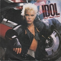 Don't need a gun \ Fatal charm - BILLY IDOL