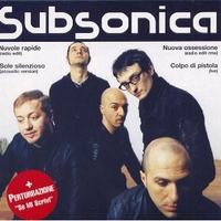 Promo Tribe (5 tracks) - SUBSONICA