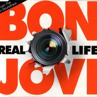 Real life (3 tracks) - BON JOVI