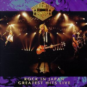 Rock in Japan-Greatest hits live - NIGHT RANGER