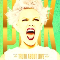 The truth about  love tour - Live from Melbourne - PINK