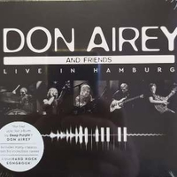 Don Airey and friends live in Hamburg - DON AIREY