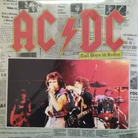 Bad boys in Rome - AC/DC