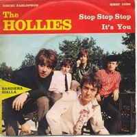 Stop stop stop \ It's you - HOLLIES