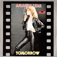 Tomorrow\The lady in black - AMANDA LEAR