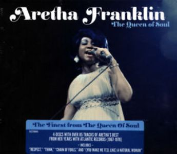 The queen of soul - ARETHA FRANKLIN