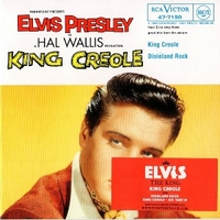 King creole (3 tracks) - ELVIS PRESLEY