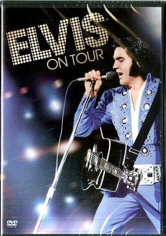 On tour - ELVIS PRESLEY