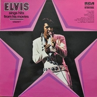 Elvis sings hits from his movies volume 1 - ELVIS PRESLEY