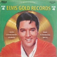 Elvis' gold records volume 4 - ELVIS PRESLEY