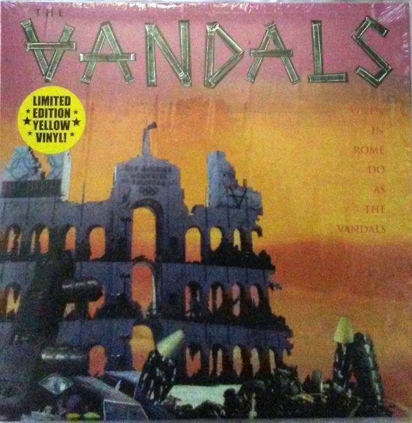 When in Rome do as the vandals - VANDALS