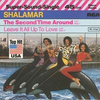 The second time around (disco-remix) - SHALAMAR