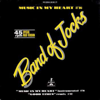 Music in my heart - BAND OF JOCKS